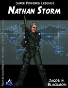Super Powered Legends: Nathan Storm
