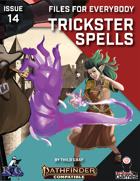 Files for Everybody: Trickster Spells
