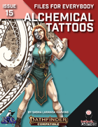 Files for Everybody: Alchemical Tattoos