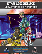 Star Log.Deluxe: Legacy Species Reforged