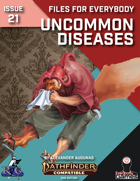 Files for Everybody: Uncommon Diseases