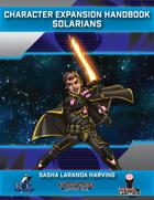 Character Expansion Handbook: Solarians