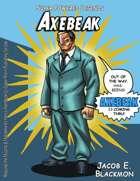 Super Powered Legends: Axebeak
