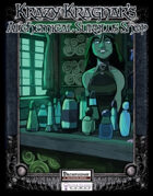 Krazy Kragnar's Alchemical Surplus Shop