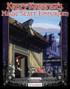 Krazy Kragnar's Magic Staff Emporium