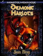 Monster Menagerie: Demonic Harlots