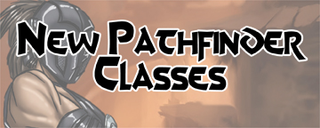 New Pathfinder Classes