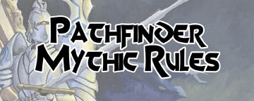 Pathfinder Mythic Rules