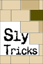 Sly Tricks - Trick-Taking Deck-Builder