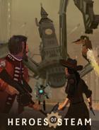 Dungeon World Playbooks: Heroes of Steam [Bundle]