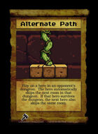 Alternate Path - Custom Card