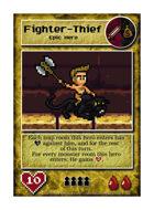 Fighter-Thief - Custom Card