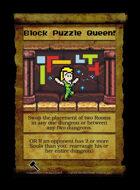 Block Puzzle Queen! - Custom Card