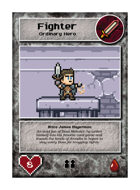 Brice James Hagerman - Custom Card