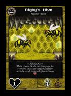 Bigby's Hive - Custom Card
