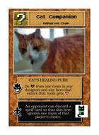 Cat Companion - Custom Card
