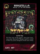 Bogzilla - Custom Card