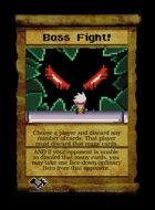 Boss Fight! - Custom Card