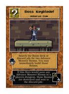Boss Keyblade! - Custom Card