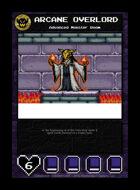 Arcane Overlord - Custom Card
