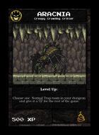 Aracnia - Custom Card