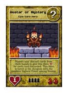 Avatar Of Mystery - Custom Card