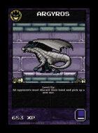 Argyros - Custom Card