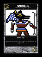 Anubis - Custom Card