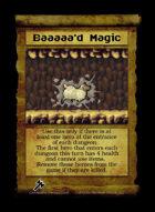 Baaaaa'd Magic - Custom Card