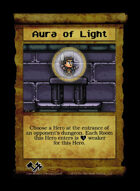Aura Of Light - Custom Card