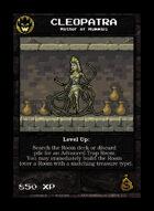 Cleopatra - Custom Card