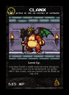 Clanx - Custom Card