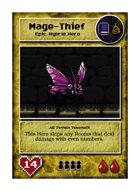 All Terrain Venomoth - Custom Card