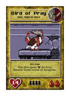 Bird Jesus - Custom Card