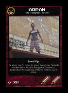 Arpan - Custom Card