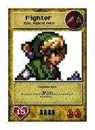 Confused Hero - Custom Card