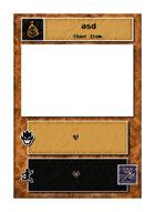 Asd - Custom Card