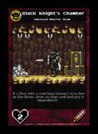 Black Knight's Chamber - Custom Card