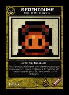 Berthiaume - Custom Card