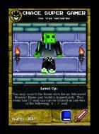 Chace Super Gamer - Custom Card