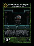 Adventurer Proxybot - Custom Card