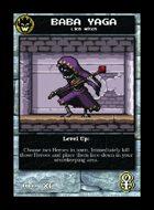 Baba Yaga - Custom Card