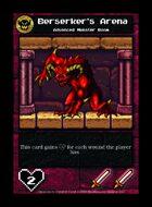 Berserker's Arena - Custom Card
