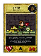 Casdarg The Greedy - Custom Card