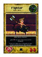 Alien Battle Panther - Custom Card