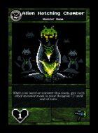 Alien Hatching Chamber - Custom Card