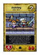 Ashley - Custom Card