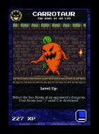 Carrotaur - Custom Card
