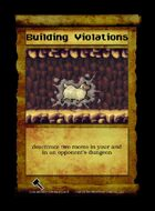 Building Violations - Custom Card