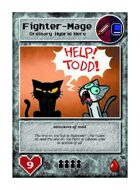 Attackers Of Todd - Custom Card